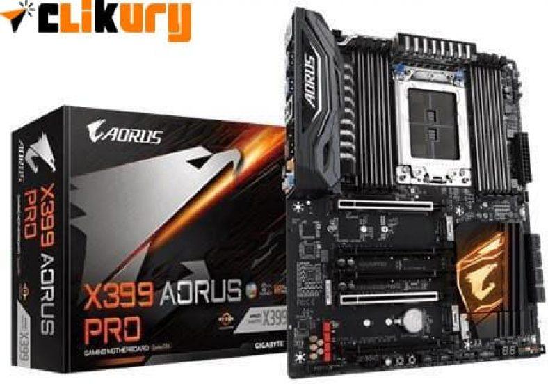 Gigabyte X399 Aorus Pro review