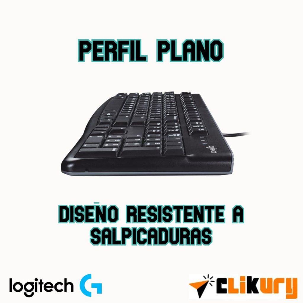 Keyboard español Logitech K120