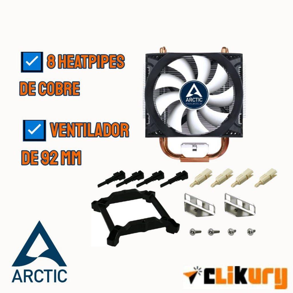 arctic freezer 13 manual español