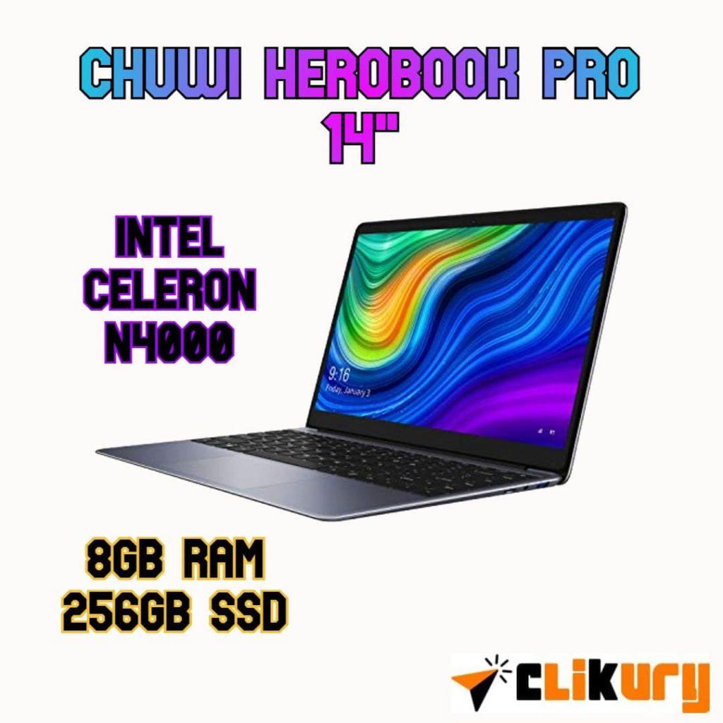 chuwi herobook pro ordenador portátil analisis español