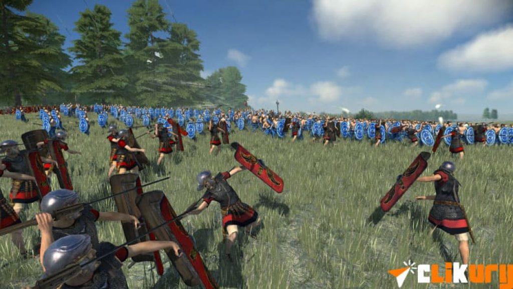 gameplay Total War Rome Remasterizado