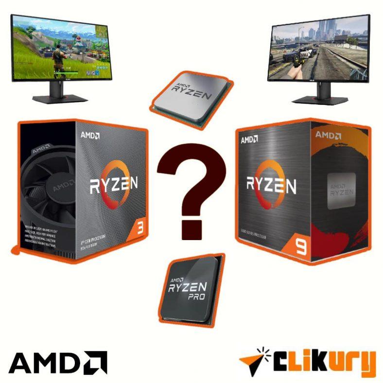 mejores procesadores Ryzen AMD con graficos dedicados