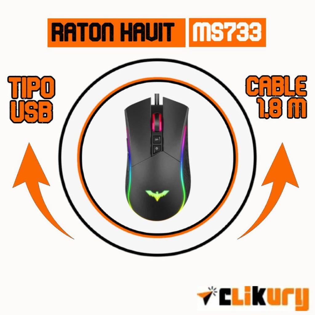 raton havit ms733 gamer