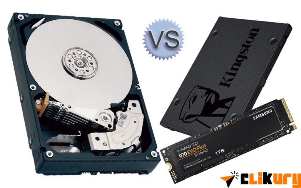 ssd vs disco duro hdd