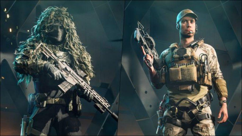 Battlefield 2042 modo single player