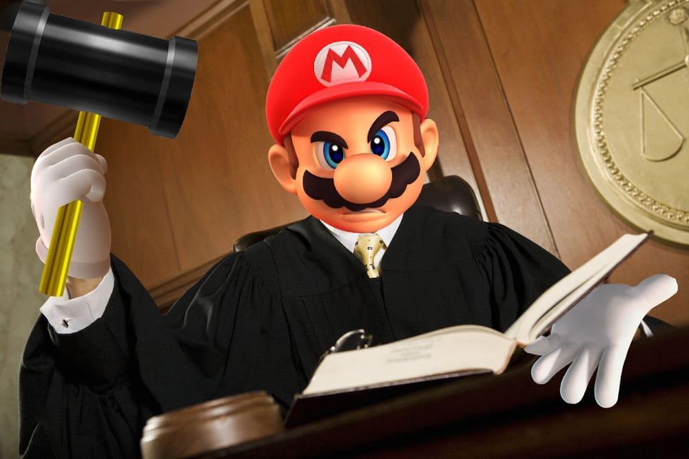 ROMUniverse pierde juicio contra Nintendo