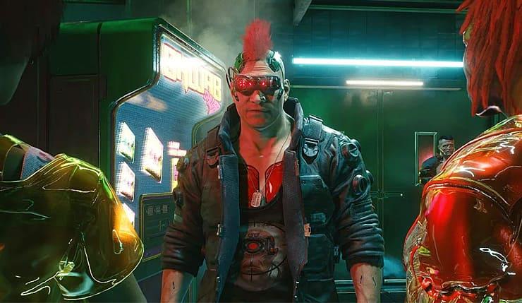 Sony no recomienda jugar Cyberpunk 2077 en PS4