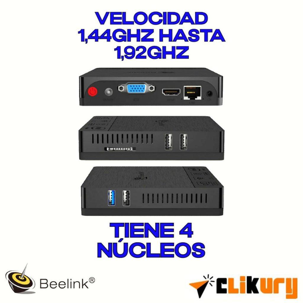 beelink bt3 pro mini pc review español