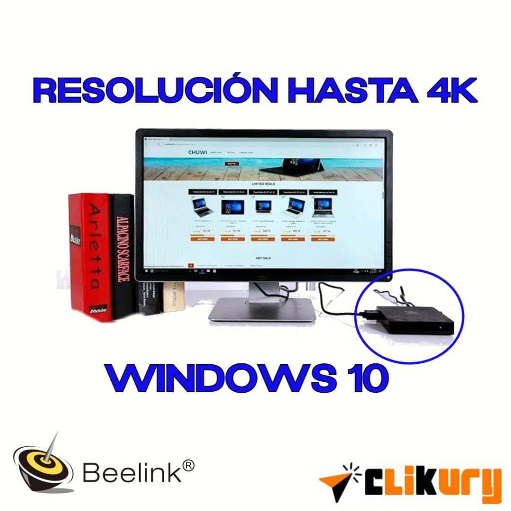 mini ordenador beelink bt3 pro 2