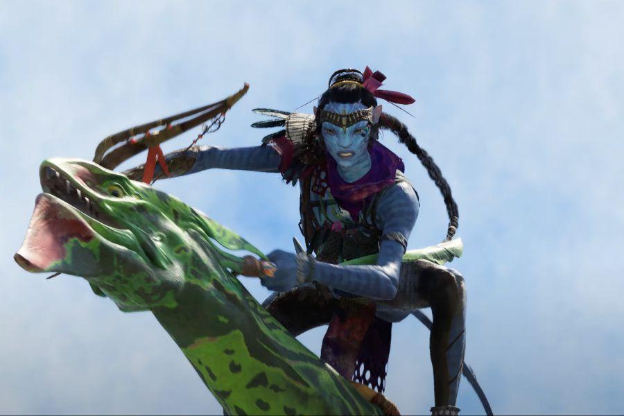 primer trailer Avatar Frontiers of Pandora