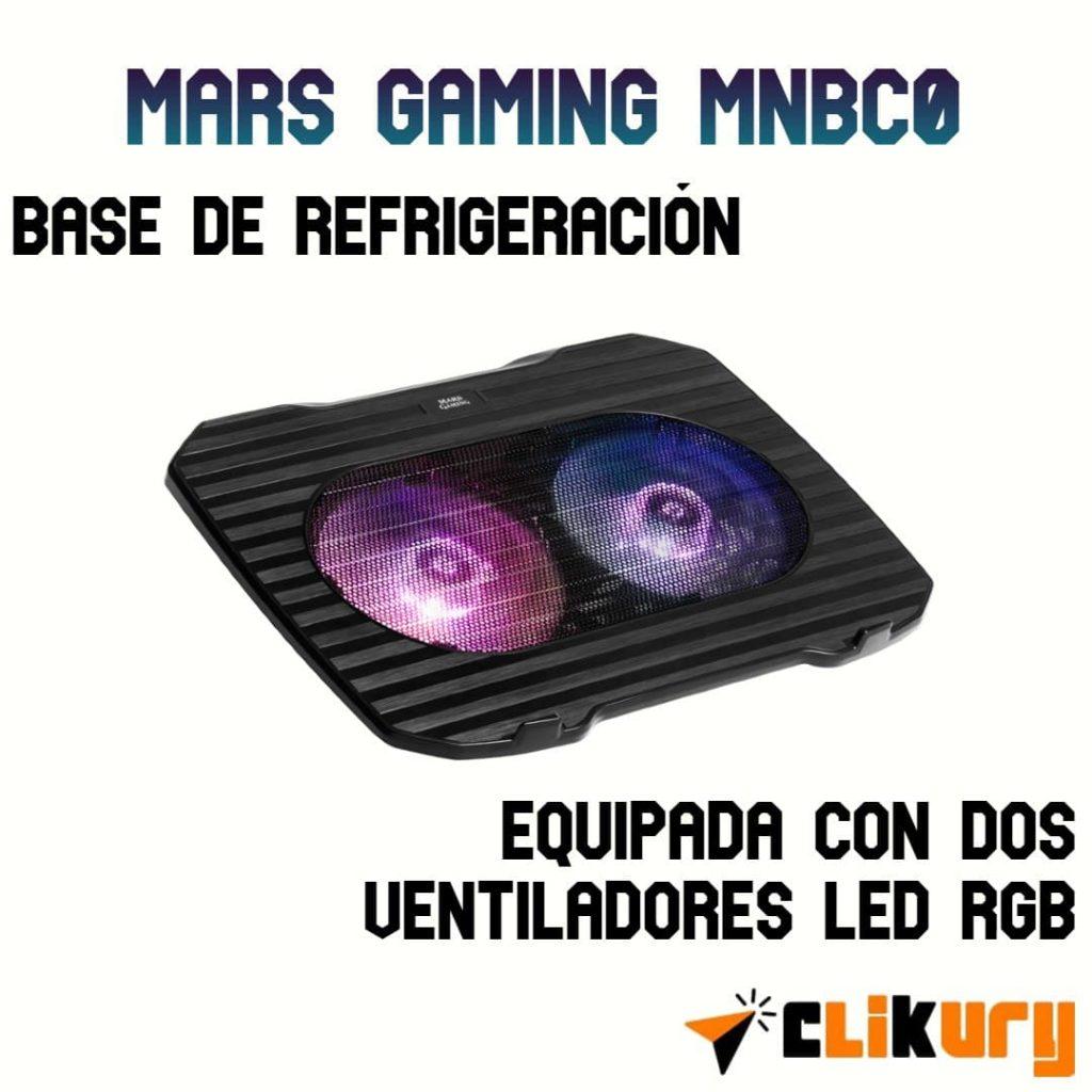ventilador Mars Gaming MNBC0