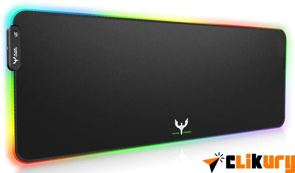 Alfombrilla Blade Hawks RGB review