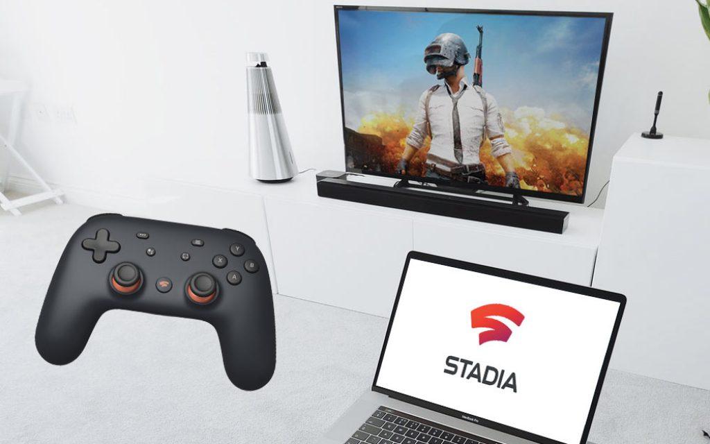 Google Stadia comisiones videojuegos