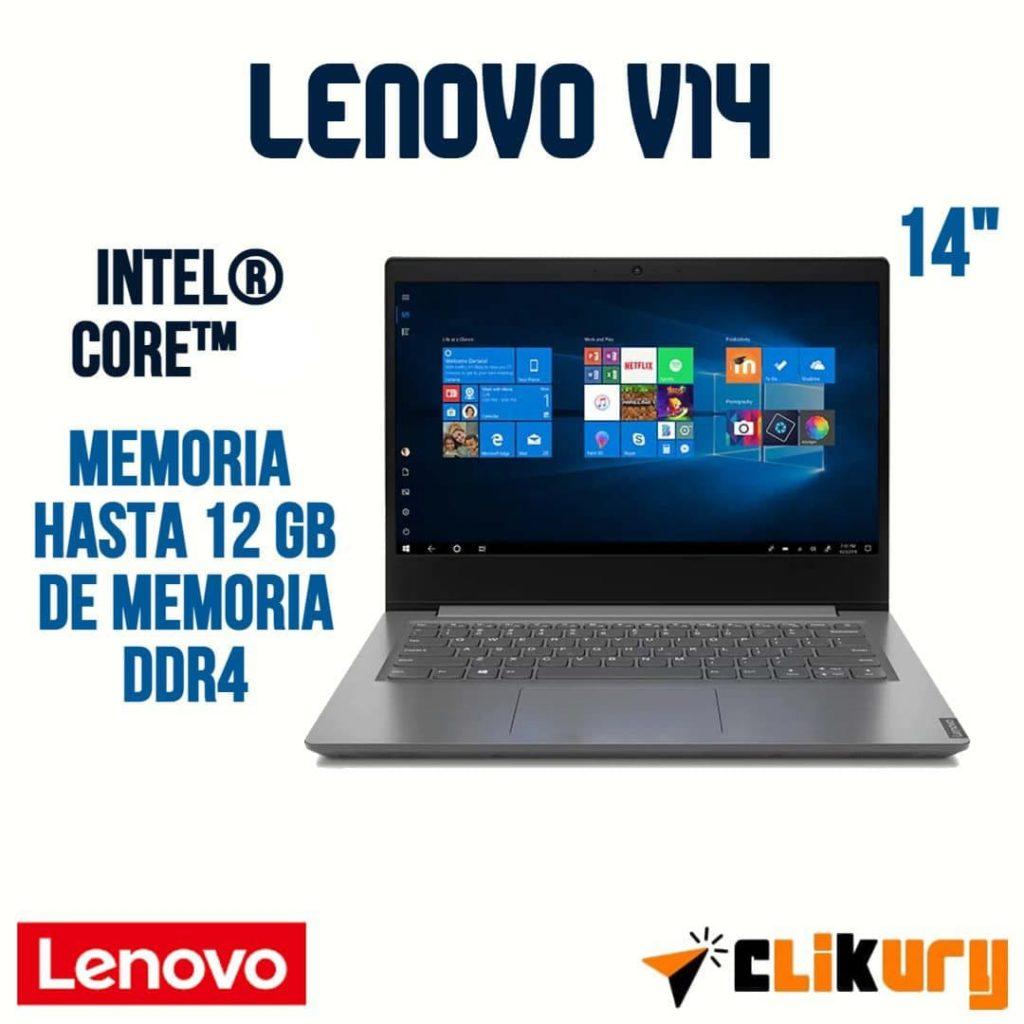 Lenovo V14 análisis en español