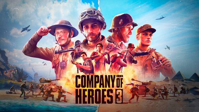 anuncio Company of Heroes 3