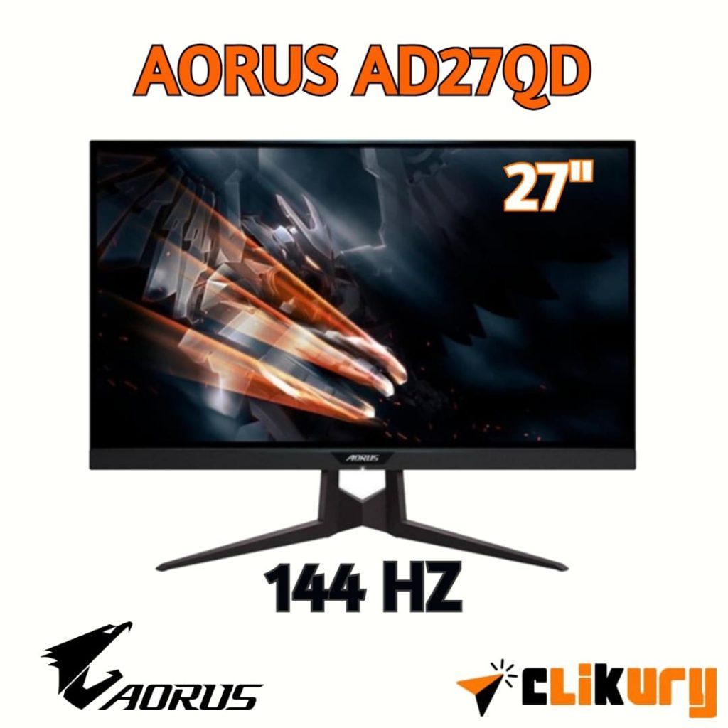 aorus ad27qd gaming monitor