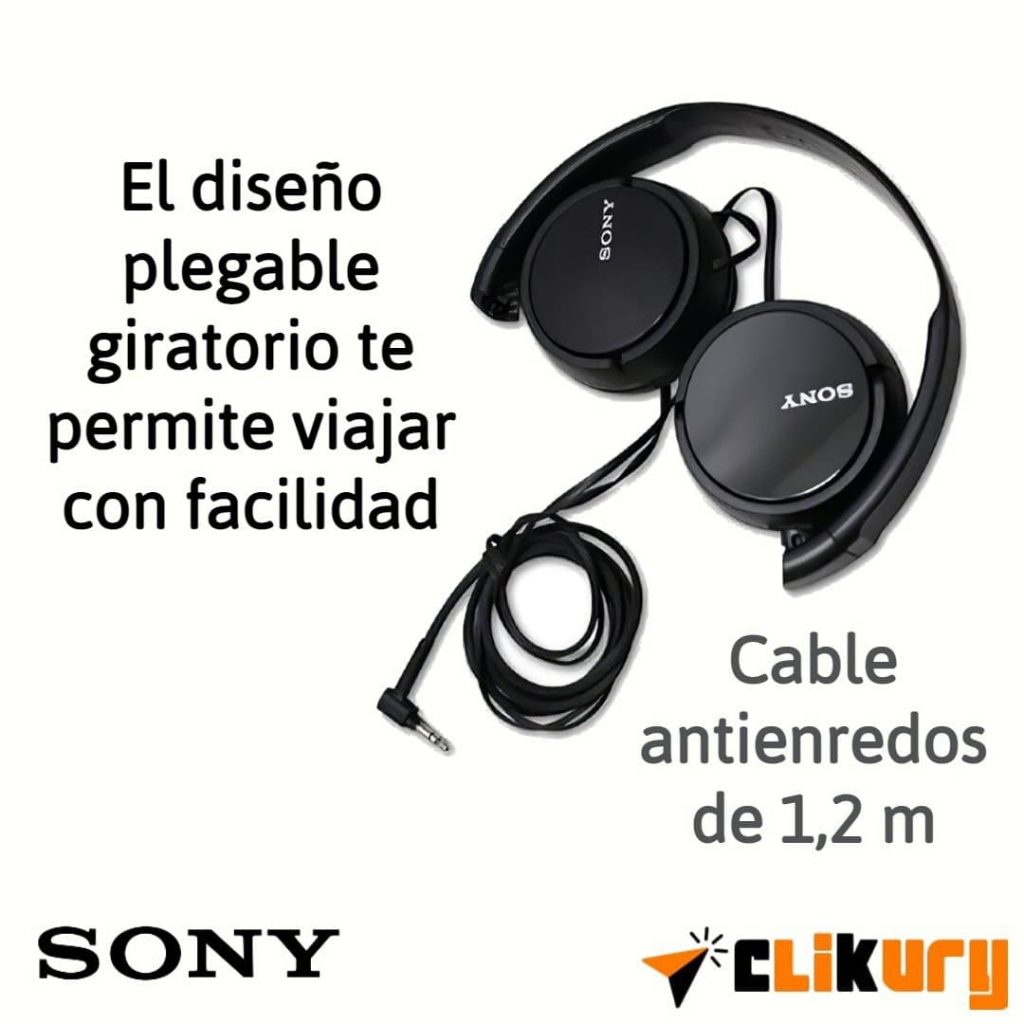 cascos Sony MDR-ZX110 opiniones