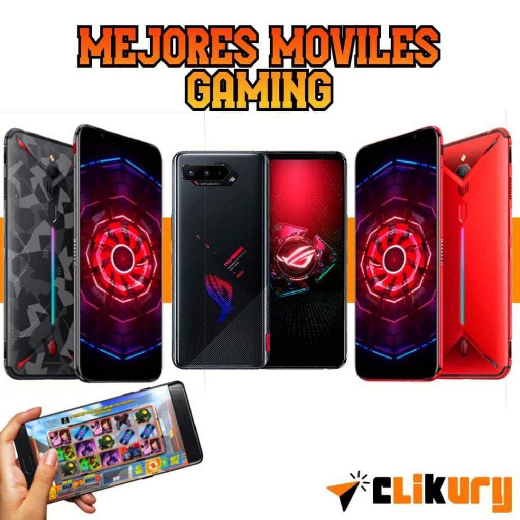 guía de los mejores telefonos gaming