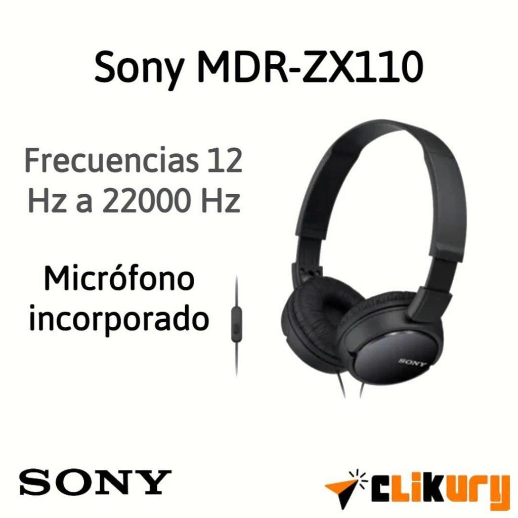 headphones Sony MDR-ZX110