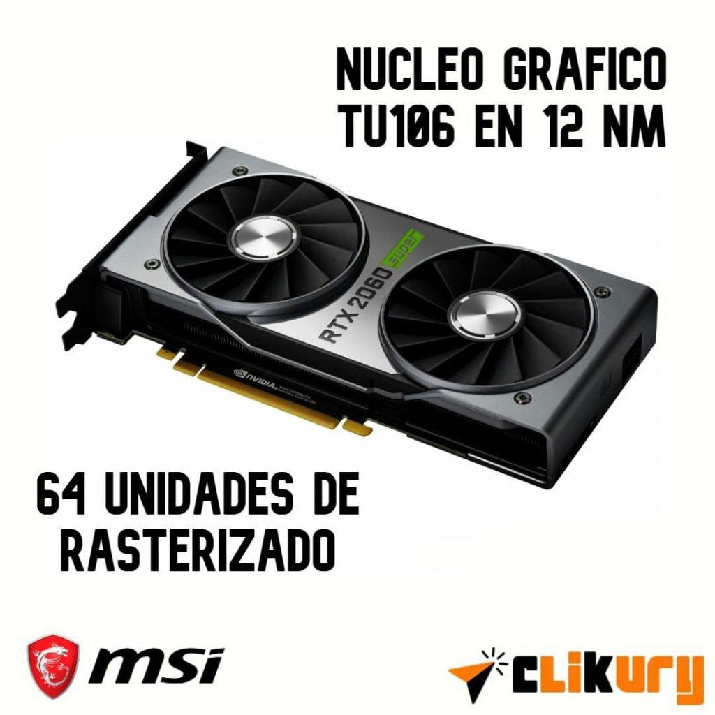 tarjeta de graficos RTX 2060 Super analisis en español