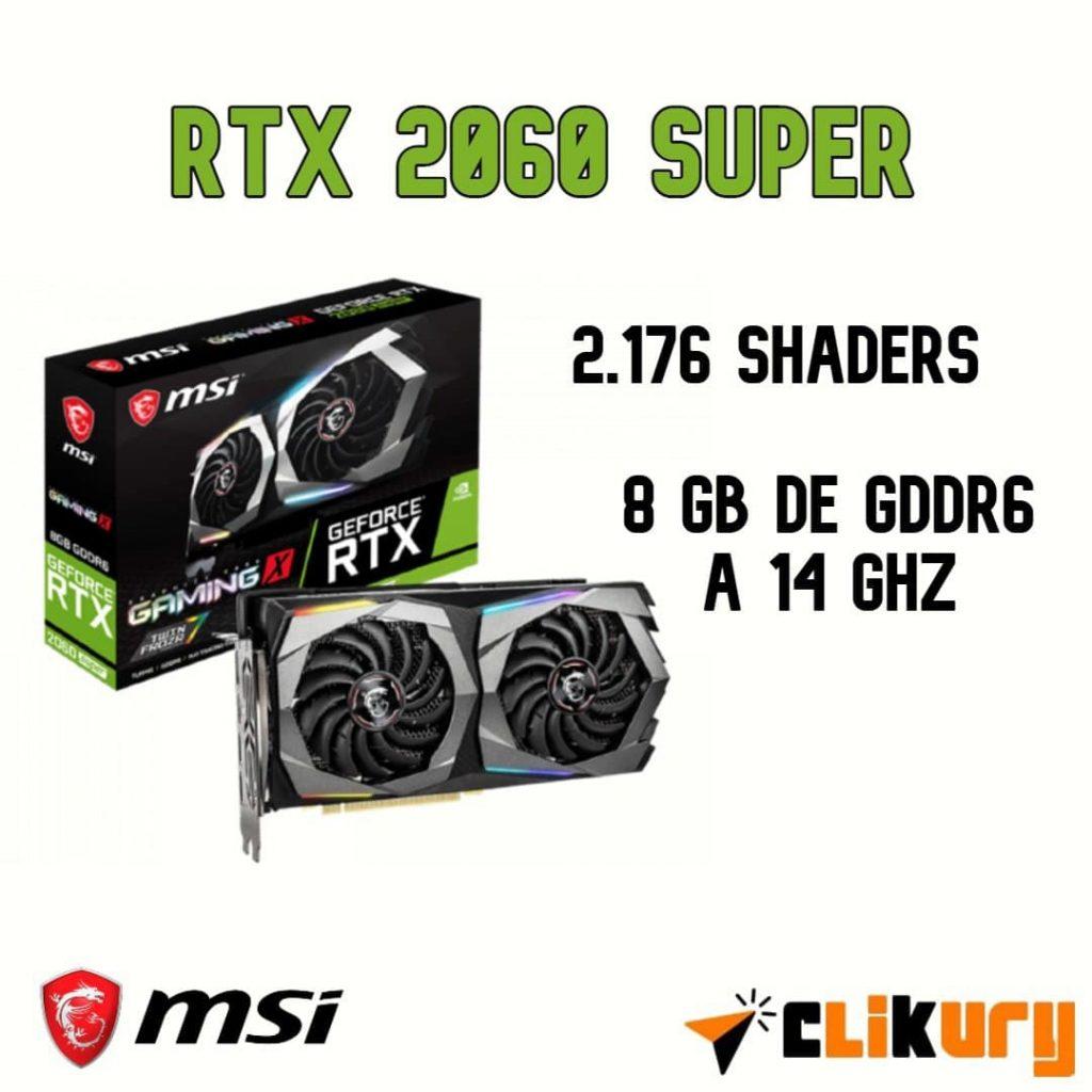 tarjeta gráfica RTX 2060 Super analisis
