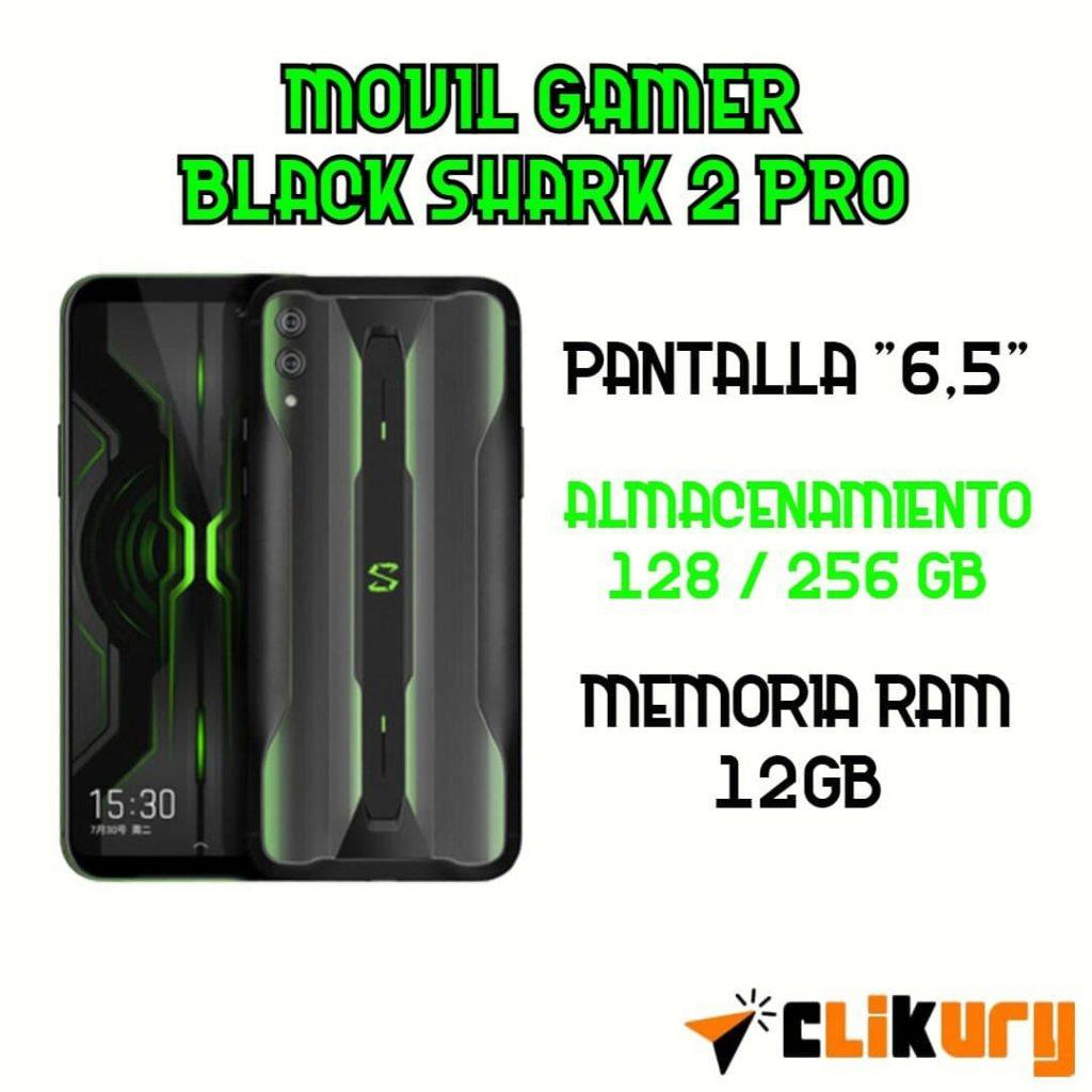 xiaomi black shark 2 pro móvil gaming