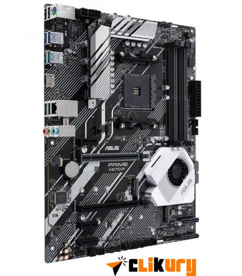 Asus Prime X570-P Review