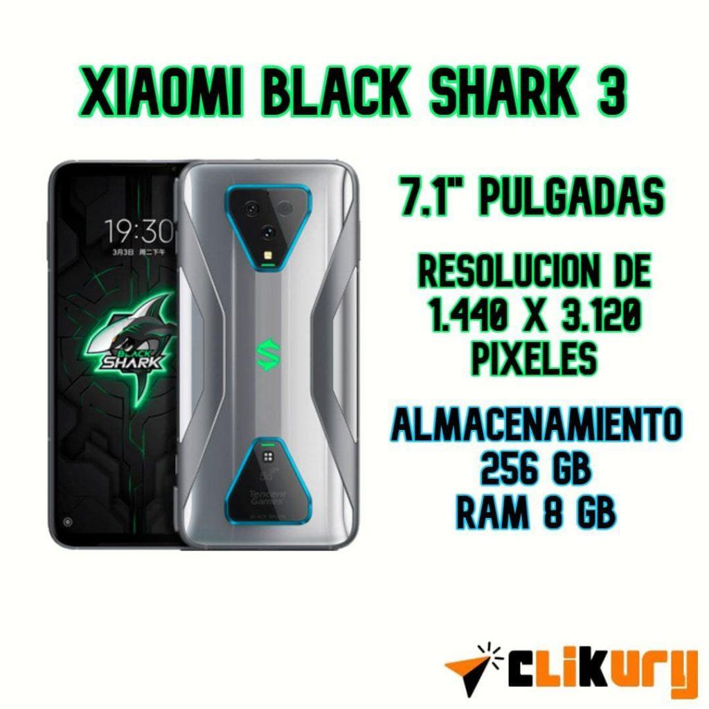 móvil gaming Black Shark 3 análisis español