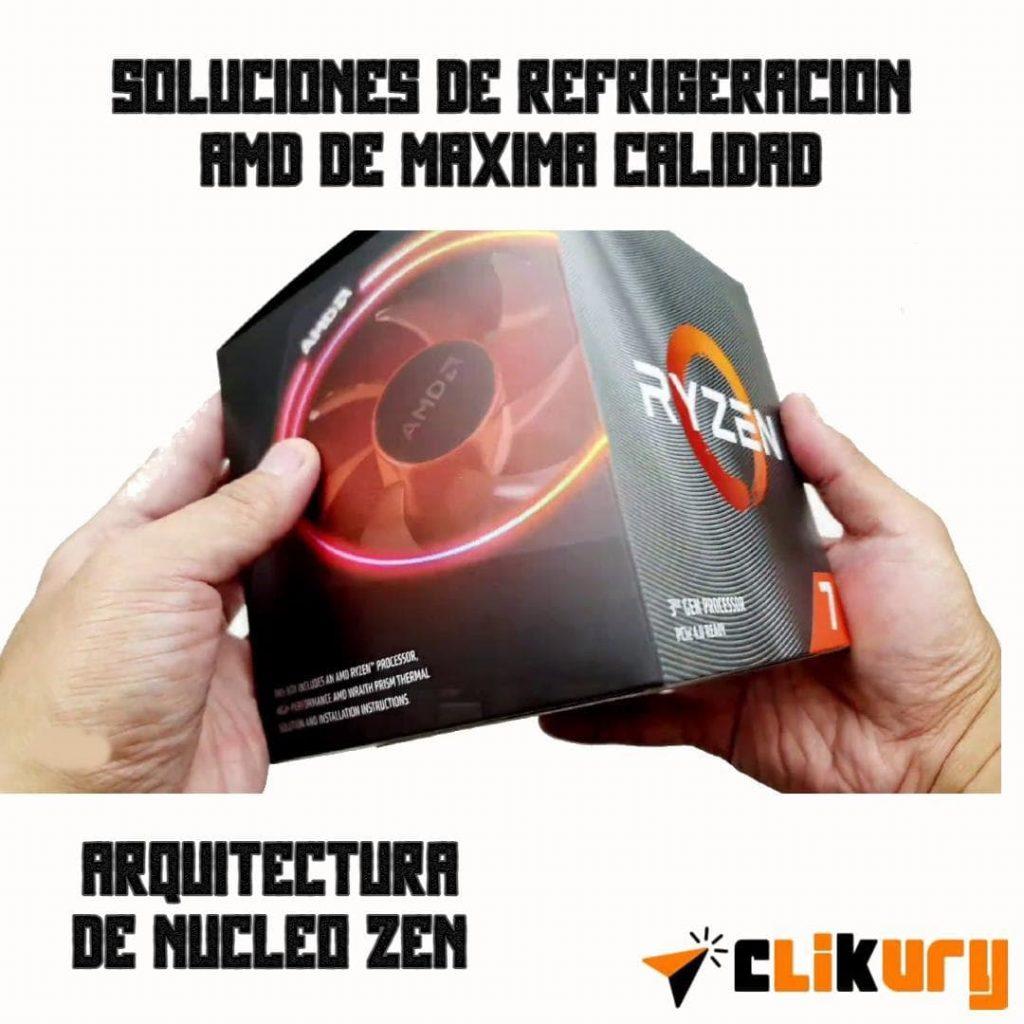 CPU AMD Ryzen 7 3700X opiniones