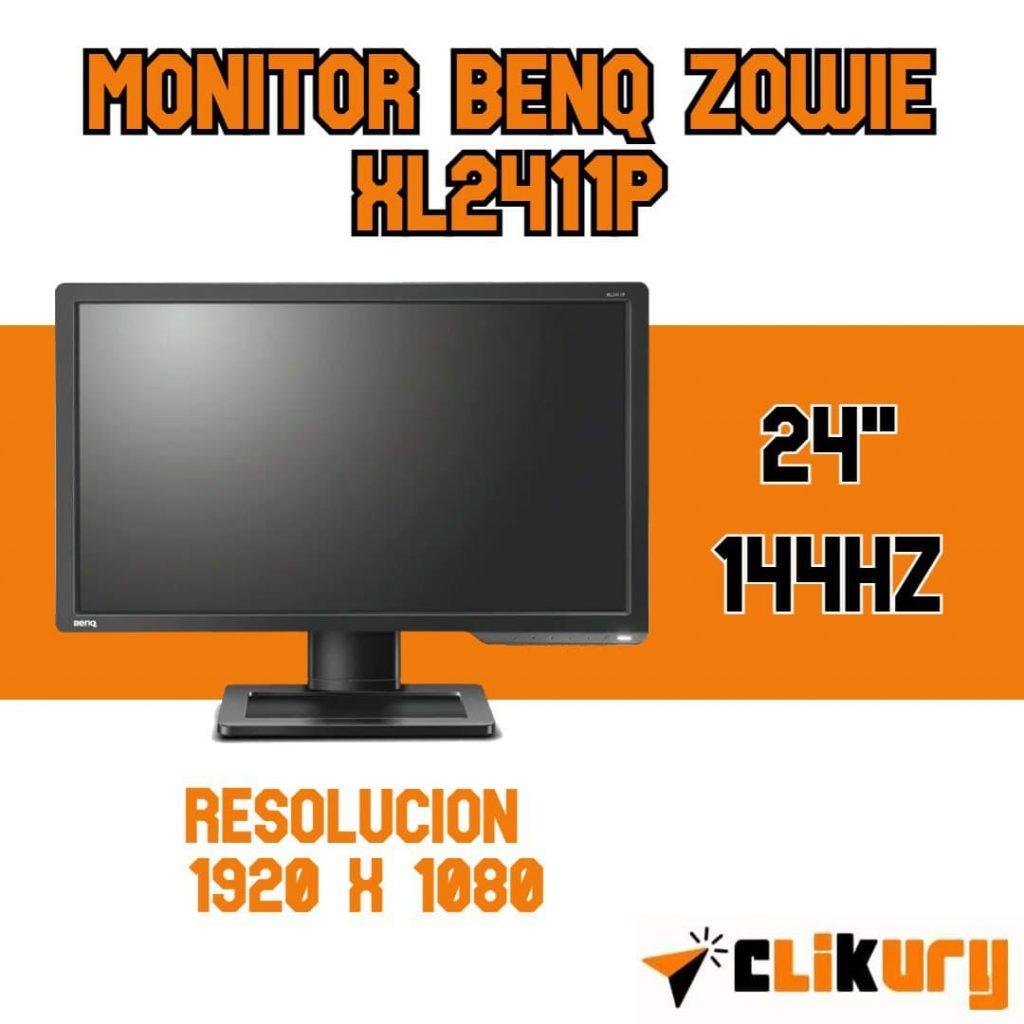 benq zowie xl2411p análisis