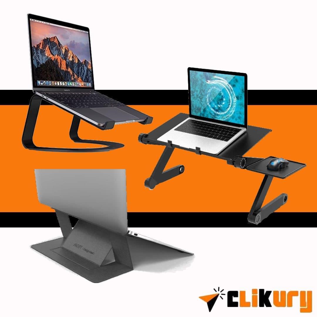 mejores soportes para laptops