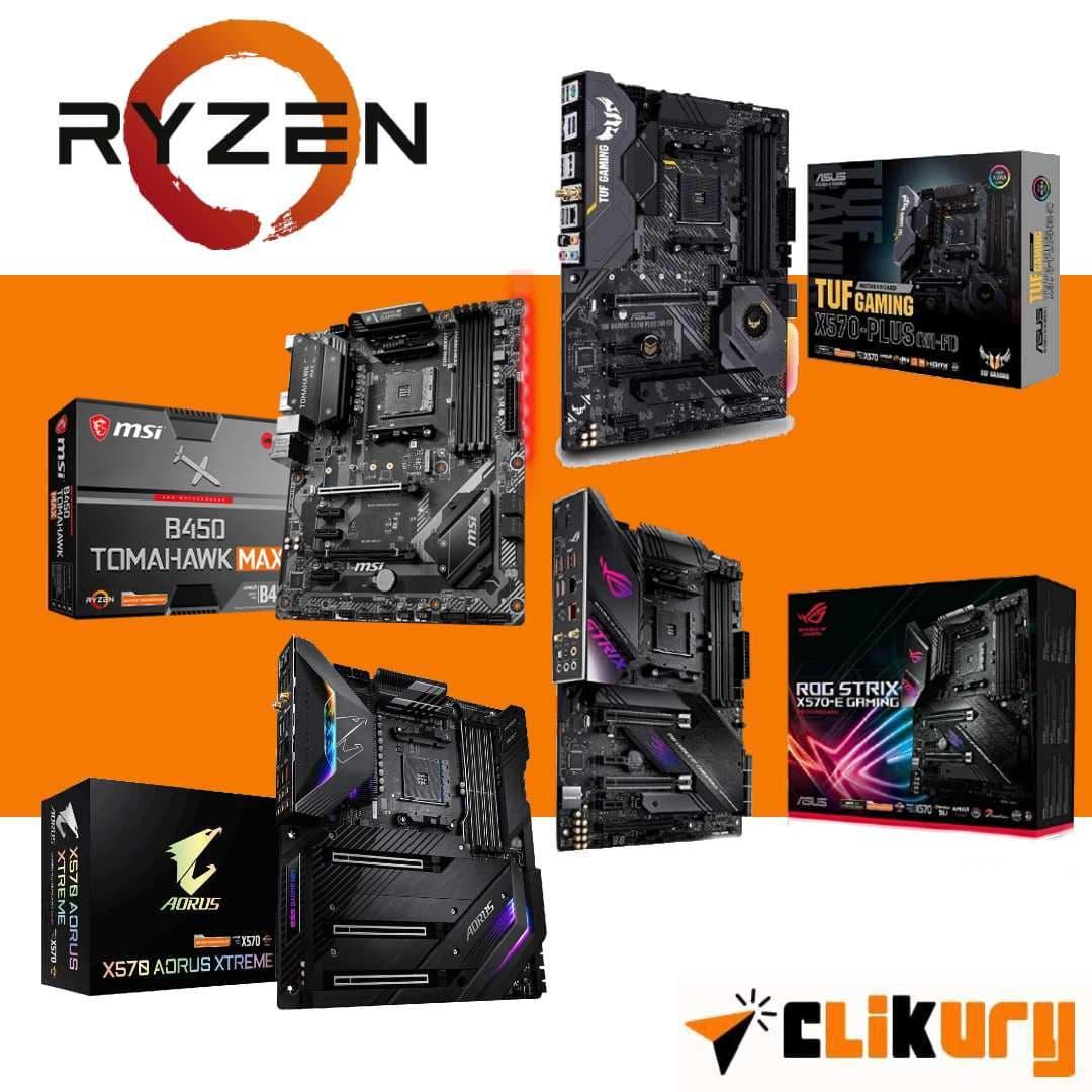 Mejores placas base para Ryzen 7 3700X