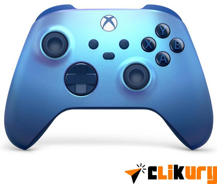 Xbox Aqua Shift Special Edition Review