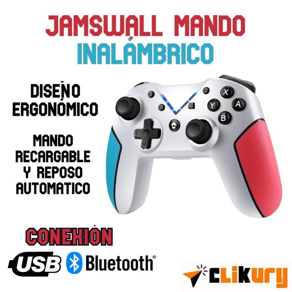 mando de PS3 Jamswall análisis español