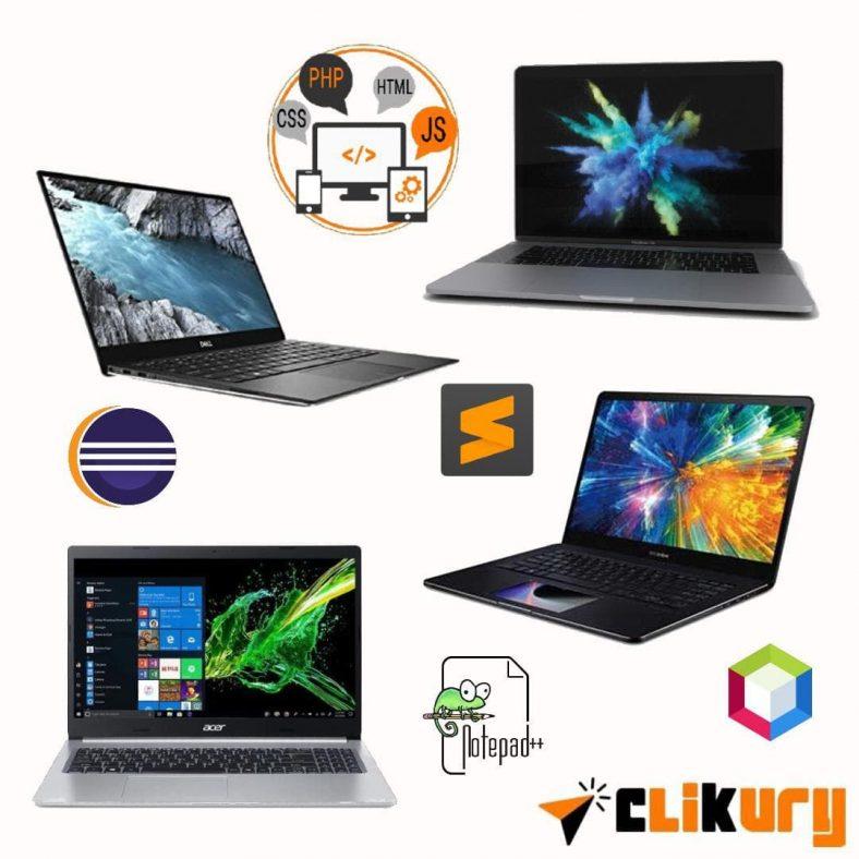 mejores ordenadores portátiles para programar